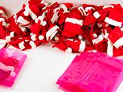 Kerstdiadeems voor kinderen maken